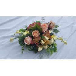 Stroiki z kwiatów sztucznych