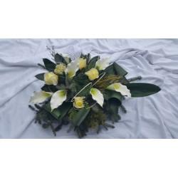 Stroiki z kwiatów mieszanych